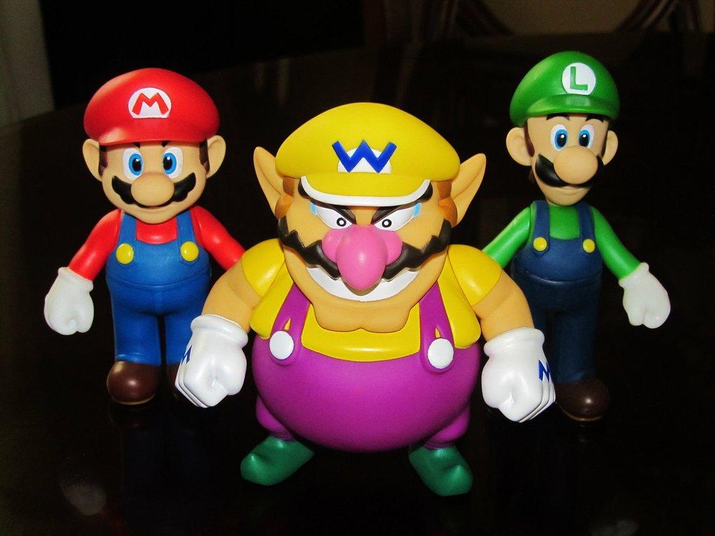 Mario Voice Actor Charles Martinet Makes Adorable Videos