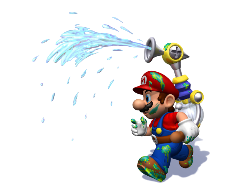 Mario Could Have Been The Main Character InSplatoon