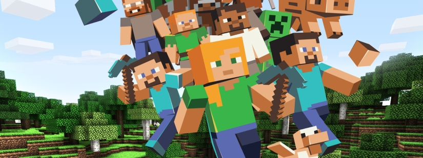 Minecraft Maker Mojang Could Be Bought Out By Microsoft