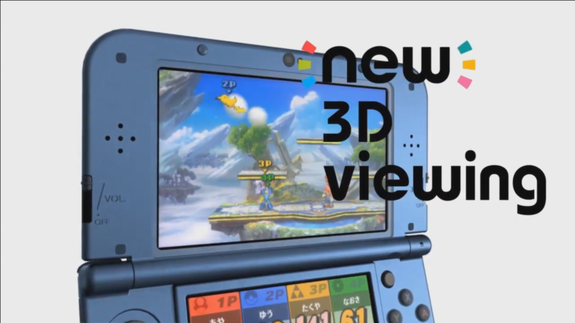 Super Stable 3D Was Added To The New Nintendo 3DS At The Very Last Minute Thanks To Miyamoto