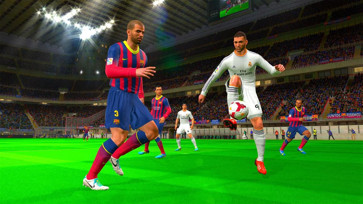 Konami Debunks Rumor Of PES 2015 For Wii U