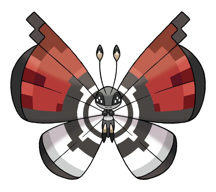 Poke Ball Pattern Vivillon Now Available For U.S. X & YOwners