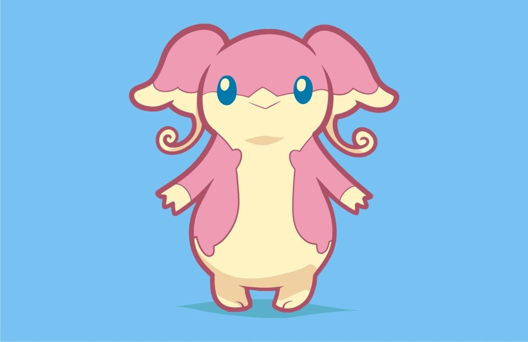 pokemon-audino