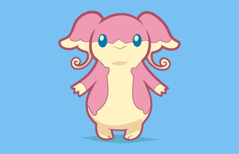 Pokemon: New Mega Audino Trailer Shown AtGamescom
