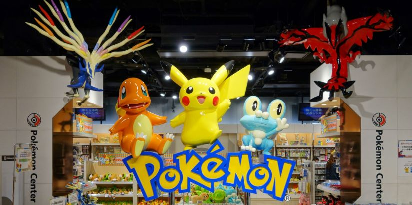 The Pokemon Center Online Store For U.S Has Officially Opened