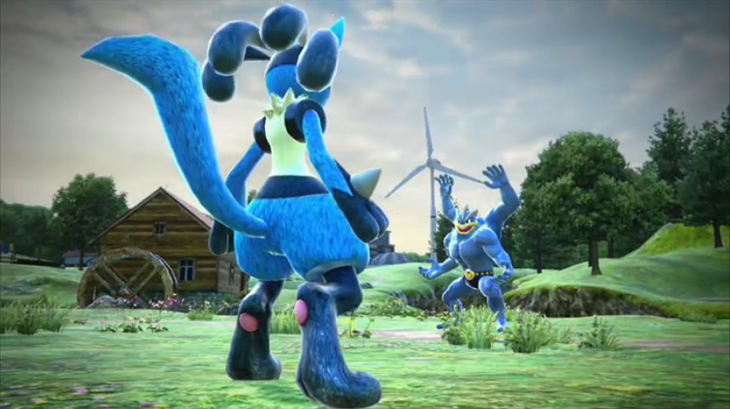 Pokkén Tournament Pre-Orders Are Now Live On GAME