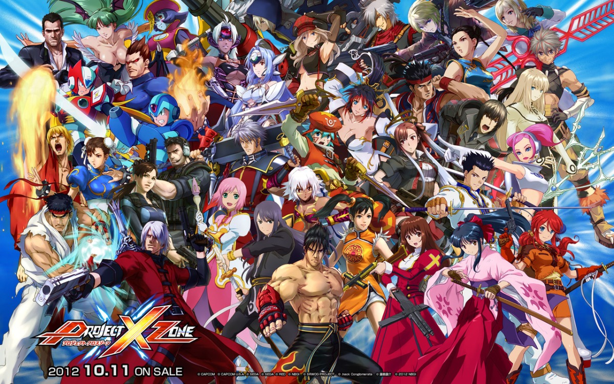 Project X Zone Sold Ten Times Better Than Bandai Namco Expected Overseas