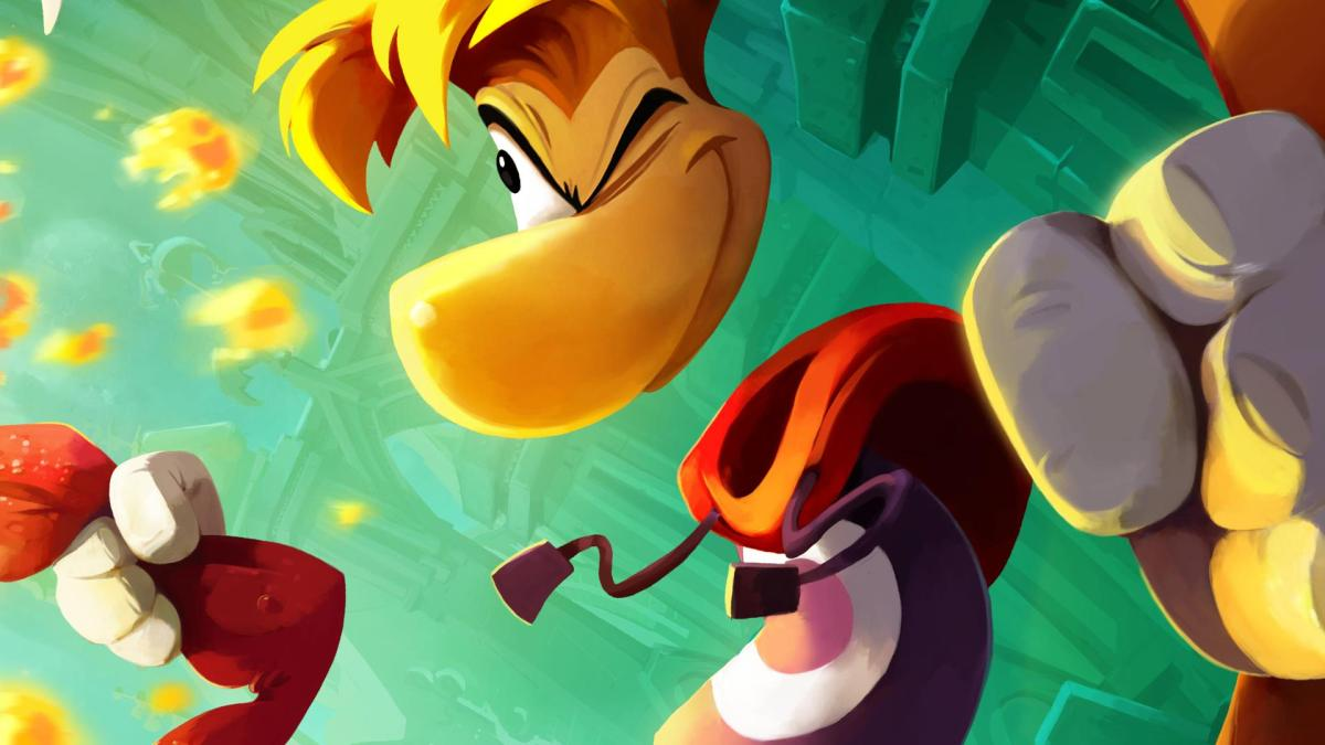 Rayman Creator Has Made One Of The Levels In Super MarioMaker