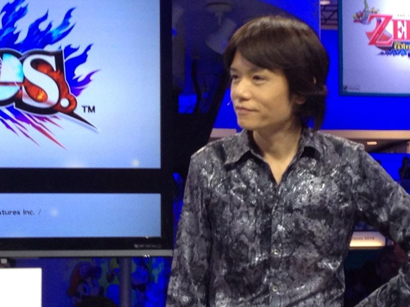 Sakurai Dispels Character Nepotism Rumors In Super SmashBros.