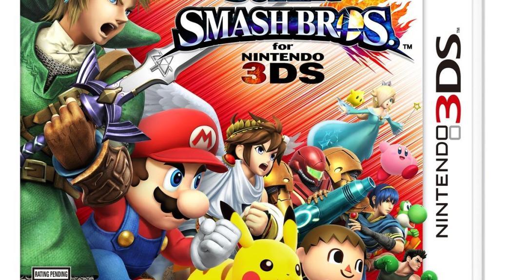 Super Smash Bros pour Nintendo 3DS AVEC un million de vente au Japon dans Actualités