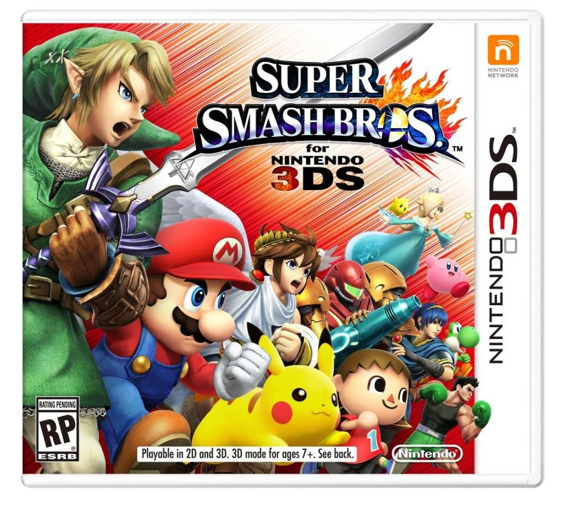 You Can Now Download Smash Bros 3DS Patch To Be Able To Play Online At Midnight
