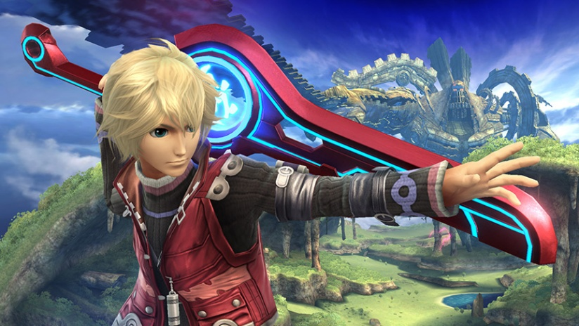 Sakurai Details Newly Announced Shulk's Moveset For Super Smash Bros