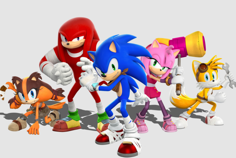 Sega Trailer Looks At Sonic The Hedgehog Themes For Nintendo3DS