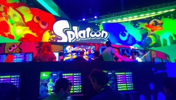 70 80 of splatoon users use motion controls two months after launch