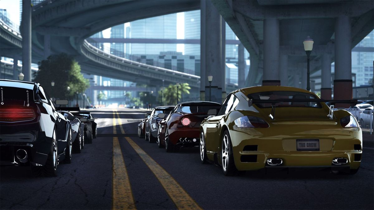Ubisoft Announces That The Crew Will Come To Xbox 360, But Not Wii U