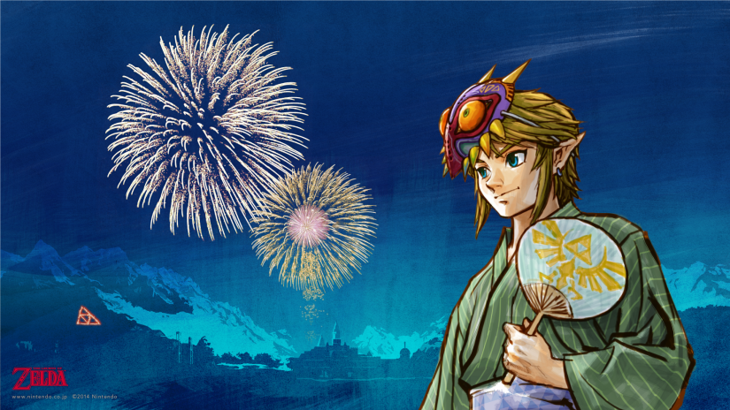 Majora's Mask Has Been Teased In New Official Nintendo Japan Artwork