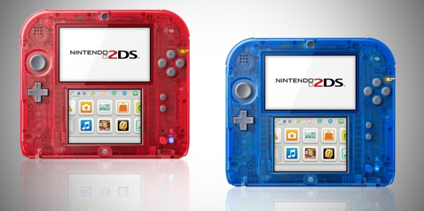 Nintendo Online Store Is Selling Refurbished Nintendo 2DS Systems For $60