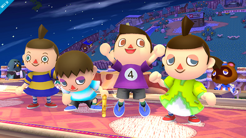 Check Out The Outfits And Colour Variations In Super Smash