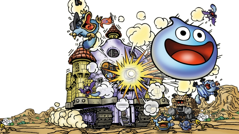 Square Enix Is Thinking Of Localizing More Dragon Quest: Rocket Slime Games