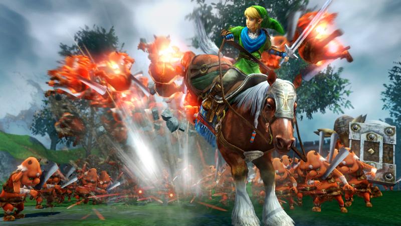 Leaked E3 Trailer For Hyrule Warriors 3DSAnalyzed