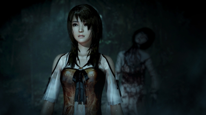 Here's A New Fatal Frame: Maiden Of Black Water Trailer