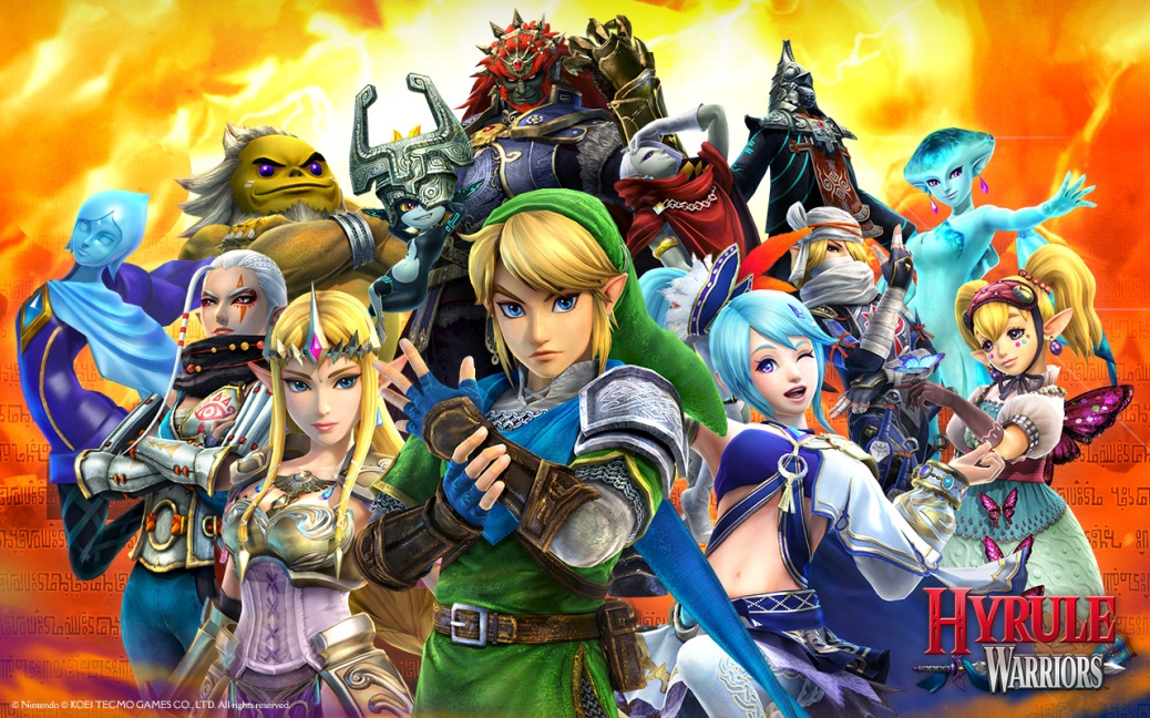 hyrule_warriors_wallpaper_characters