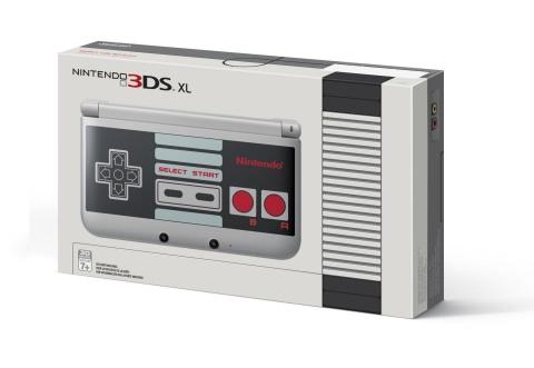 Pas de consoles Nintendo 3DS XL à thème Persona Q ou NES pour l'Europe dans Actualités