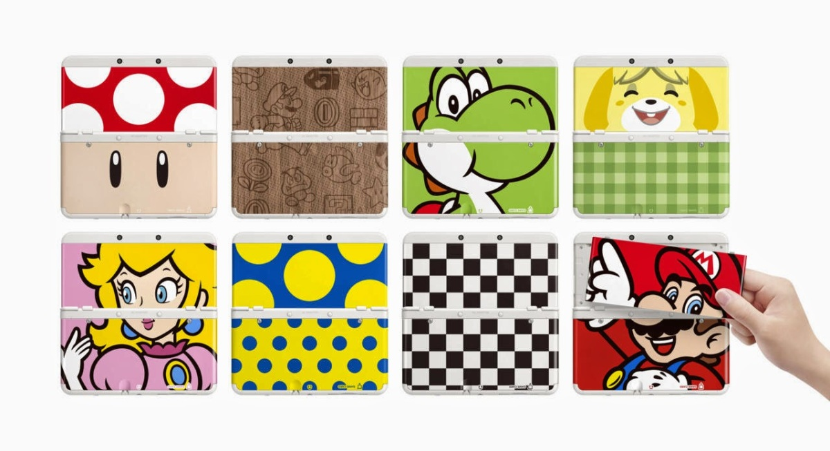 Nintendo's Scott Moffitt Says America Won't Be Getting The Standard New 3DS Anytime In NearFuture