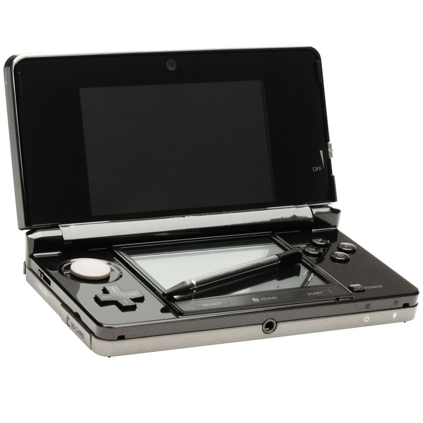 Sears Product Listing Says Nintendo 3DS Has A Built-InGPS