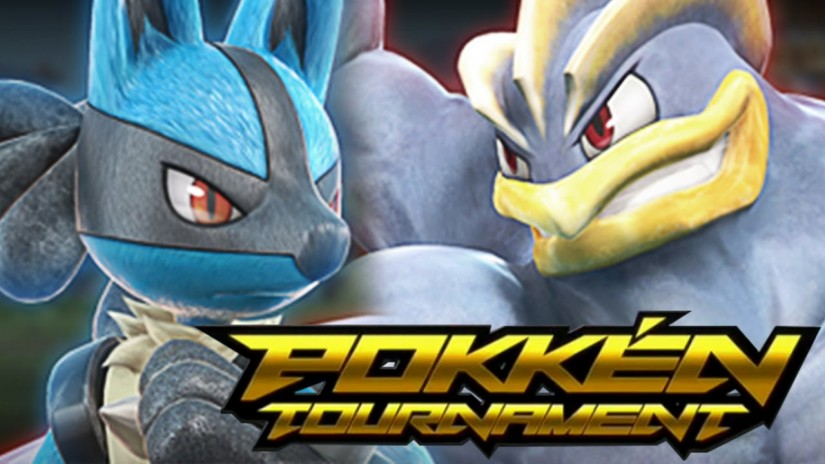 Gengar Announced As Playable Character In Pokkén Tournament
