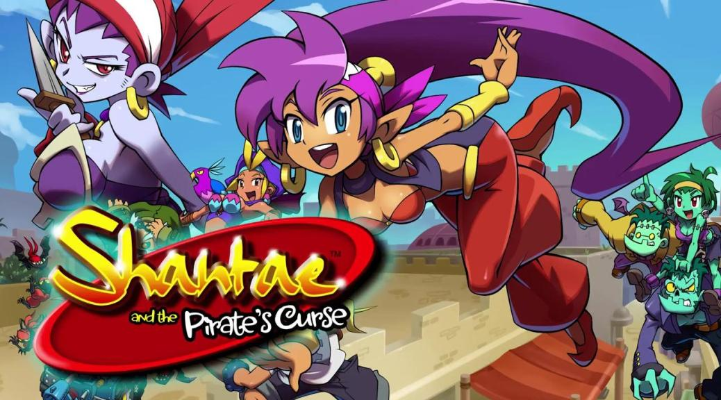 Shantae and the Pirate's Curse supports multiple controllers, off-TV play Shantae-and-the-pirates-curse-banner