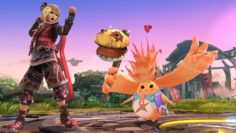 Xenoblade Chronicles' Riki Assist Trophy Announced For Smash Bros, Plus Sakurai Teases Tingle