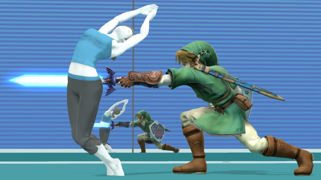 super_smash_bros_wii_u_link_wii_fit_trainer
