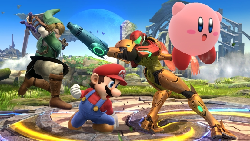 Grab A Free Amiibo When Buying Super Smash Bros Wii U From Toys RUs