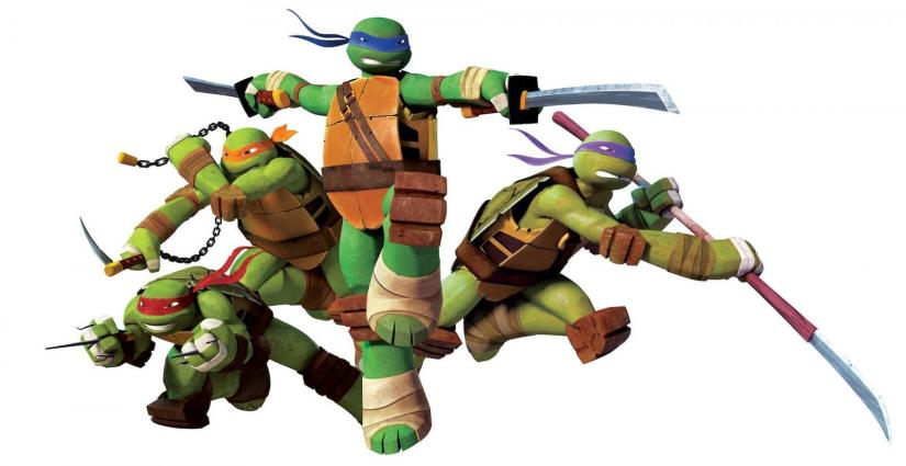 Teenage Mutant Ninja Turtles: Danger Of The Ooze Announced For Nintendo3DS