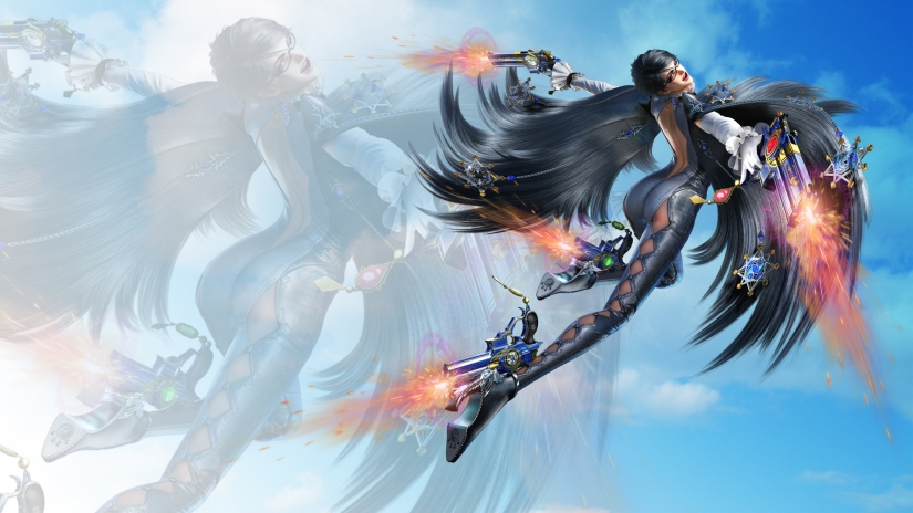 Bayonetta 2 Is Nominated For Game Of The Year At The Game Awards 2014