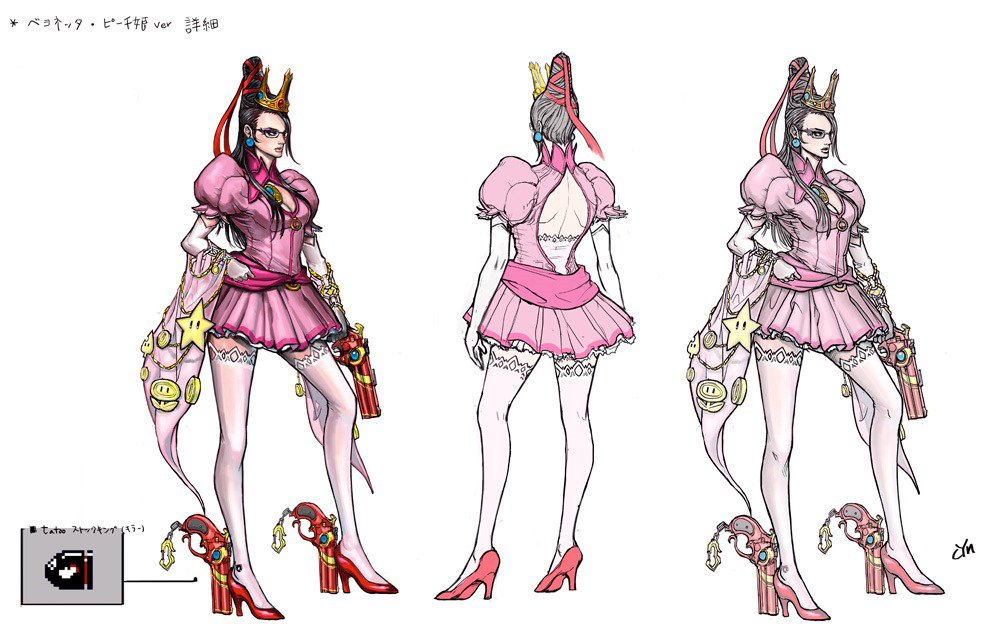 bayonetta_peach_design_2