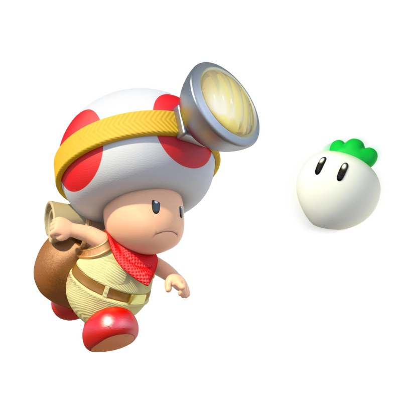 GAME Is Selling Captain Toad In The UK Early
