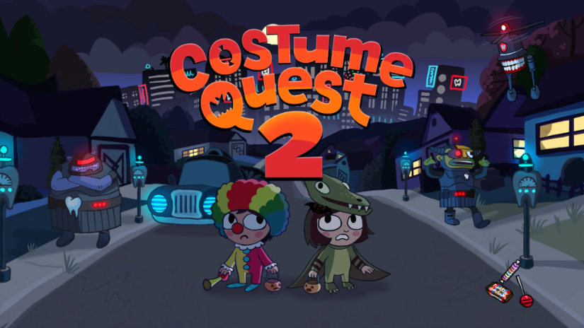 Costume Quest 2 To Release On European eShop ThisWeek