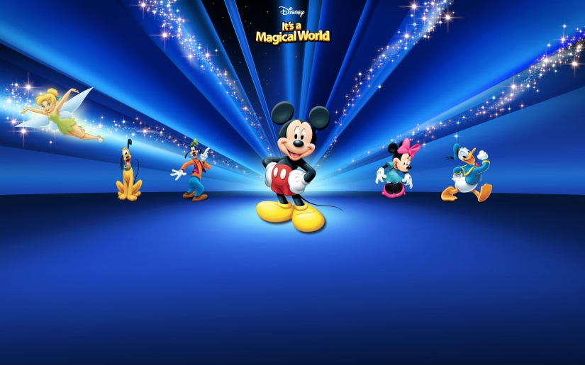Check Out The French Commercial For Disney MagicalWorld