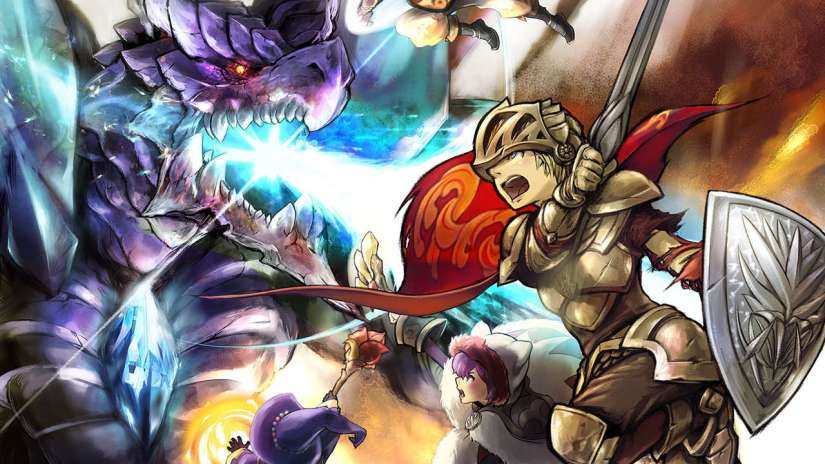 Final Fantasy Explorers Demo Heading To Japanese eShop November14