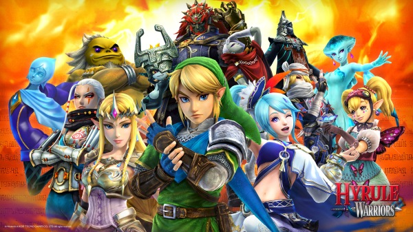 hyrule_warriors_cast