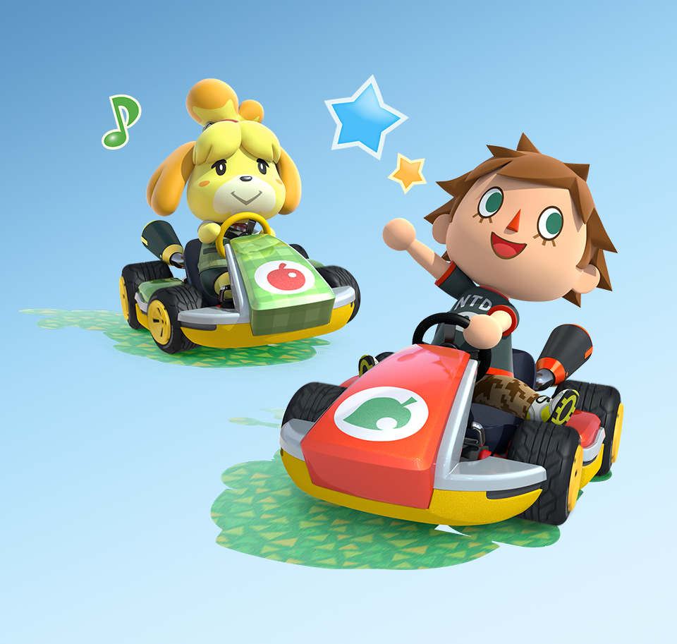 Mario Kart 8 All Vehicles