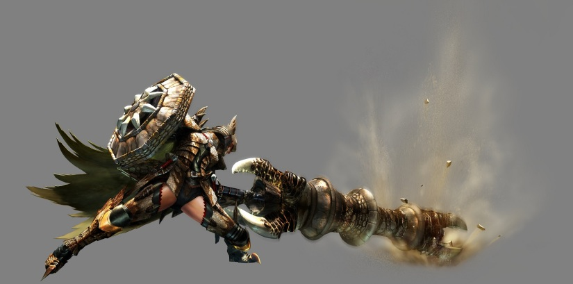 Here's The First 90 Minutes Of Monster Hunter 4 Ultimate