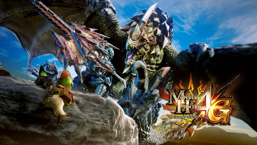Capcom Says A Lot Of Effort Went Into The Western Version Of Monster Hunter 4 Ultimate