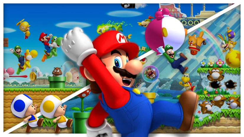 Sony Gearing Up To Make A Super Mario Bros Movie