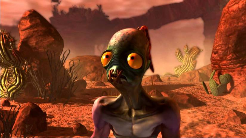 Oddworld Wii U Has Been Delayed Due To The Basic Wii U Model