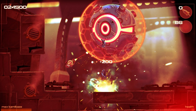 Two Tribes' Rive Gets An Explosive New GameplayTrailer
