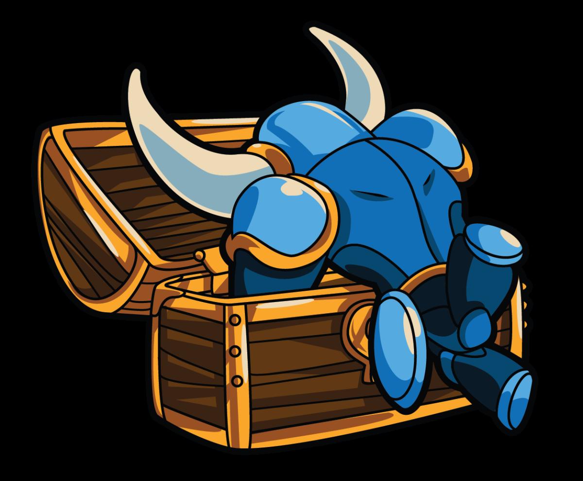 Amazon US: Shovel Knight Amiibo Back Up ForPre-order