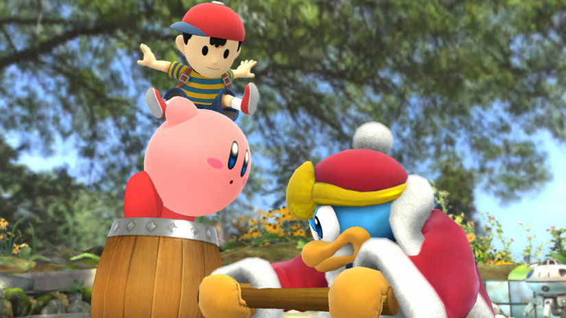 Super Smash Bros Wii U Has More Entrants Than Any Other Fighting Game At CEO 2015